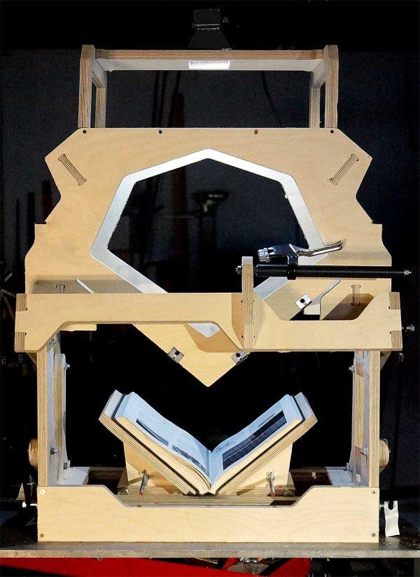 Diy Book Scanner Kits Now Available Daniel Reetz