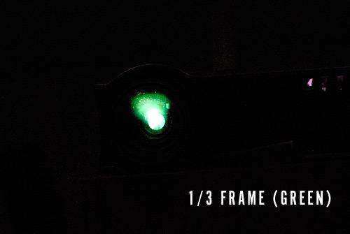 Green interframe